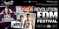 MUSIC is REVOLUTION - EDM FESTIVAL