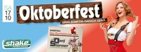 OKTOBERFEST - Die Dorfstürmer live