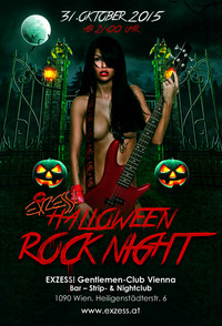EXZESS! Halloween Rock Night