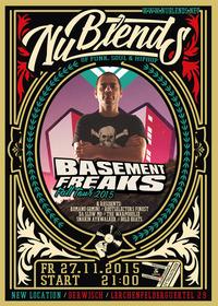 Nu Blends ft. BASEMENT FREAKS (Jalapeño Rec. - Hamburg)
