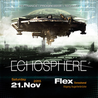 ►► ECHOSPHERE - K.I.M live | Visual & Laser Mapping