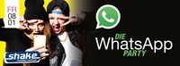 DIE WHATSAPP PARTY