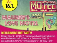MAURER'S LOVE MOTEL