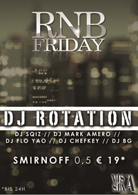 RNB Friday@Vis A Vis