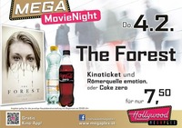 MEGA MovieNight: The Forest