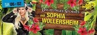 Dschungel Stories mit SOPHIA WOLLERSHEIM