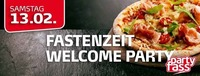 Fastenzeit Welcomepaty