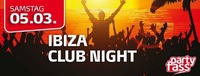 Ibiza Club Night! mit DJ CHRIS GOMEZ