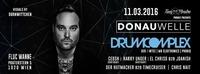 DONAUWELLE with DRUMCOMPLEX / 11.03.2016 FLUC