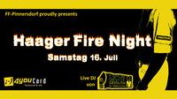 Haager Fire Night 2016 (Sommerfest)