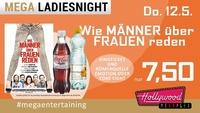 Mega Ladiesnight: Wie Männer über Frauen reden
