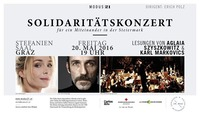 Solidaritätskonzert für ein Miteinander in der Steiermark@Grazer Congress