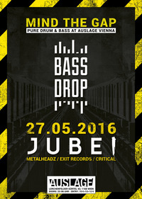 MIND THE GAP w/ JUBEI (Metalheadz / Exit Records / Critical Music - UK)