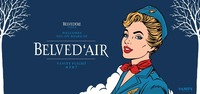 Vanity's Belved'Air Flight 0207 by Belvedere Vodka