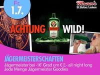 Achtung Wild! - Jägermeisterschaften