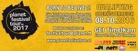 Planet Festival Tour - Qualifying Oberösterreich@GEI Musikclub