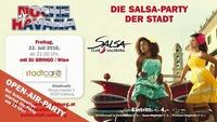 Noche Havana 22.07.2016 die Salsa Party der Stadt Salsa Club Salzburg@Stadtcafe Salzburg