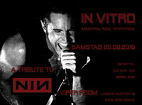 In Vitro: Industrial Rock - Synth Rock