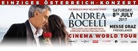 Andrea Bocelli - Cinema World Tour - Open Air in Graz