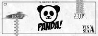 PANDA ! #salzburgsfinest