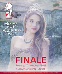 Miss-Südtirol-Finale@Kurhaus Meran