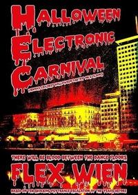 HALLOWEEN- ELECTRONIC CARNIVAL