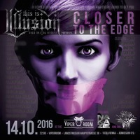 This is illusion - Closer to the edge