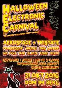 Halloween - Electronic Carneval GRAZ