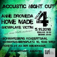 ACOUSTIC NIGHT OUT spielt für VOI