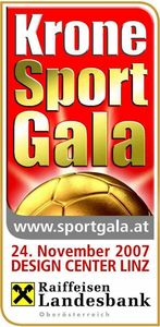Krone Sport Gala@Design Center Linz