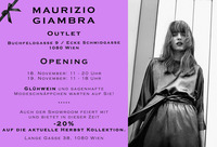 Maurizio Giambra - Outlet Opening