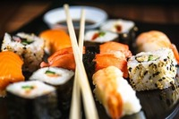 Sushi Brunch im Sakai@Restaurant Sakai