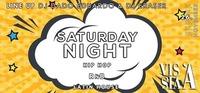 Saturday Night @ Vis á Vis