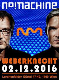 Konzert: No Machine (Electronic Industrial Rock) + SoundDiary (Progressive Rock)