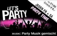 """Jeden Freitag: """"Partytime"""" Tanken UND Feiern DIE GANZE NACHT"""