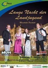 Lange Nacht der Landjugend@Messehalle Freistadt