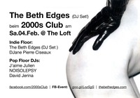 2000s Club mit The Beth Edges DJ-Set!