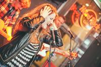 Live Karaoke im Hard Rock Cafe