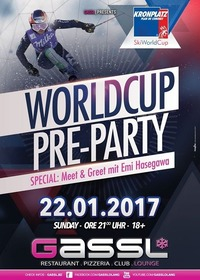 Worldcup Pre-Party