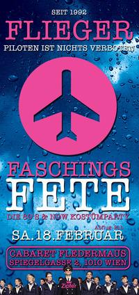 FLIEGER - Faschings Fete