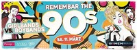 Remembar the 90 s - Girlbands Vs. Boybands