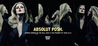 VANITY - ABSOLUT POSH. @Babenberger Passage