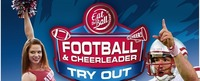 American Football & Cheerleading Tryout