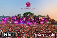 Tomorrowland 2017 Eventreise