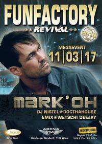 FunFactory Revival | Megaevent - MARK 'OH LIVE