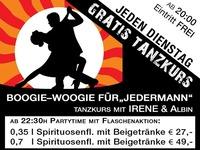 Jeden Dienstag Boogie-Woogie Tanzkurs