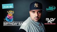 RUDY MC Birthday Bash