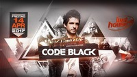 CODE BLACK presented by Nightmare hardstyle clubattack