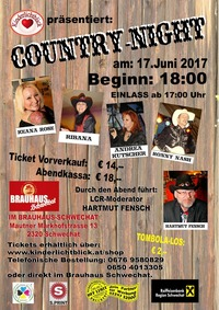Country Night (Open-Air)@Brauhaus Schwechat