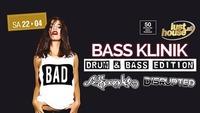 BASS Klinik - Drum & Bass Edition